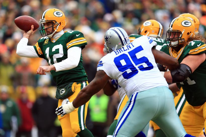 Aaron Rodgers Packers 2015