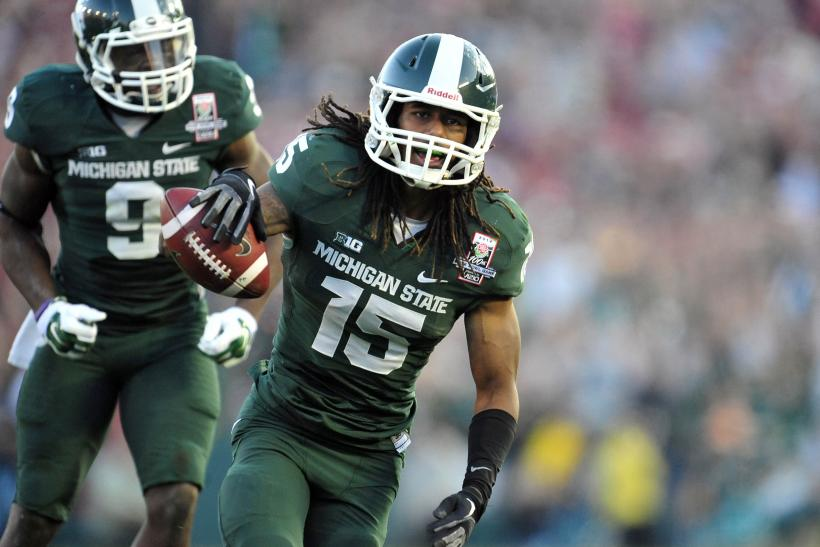Trae Waynes Michigan State 2014