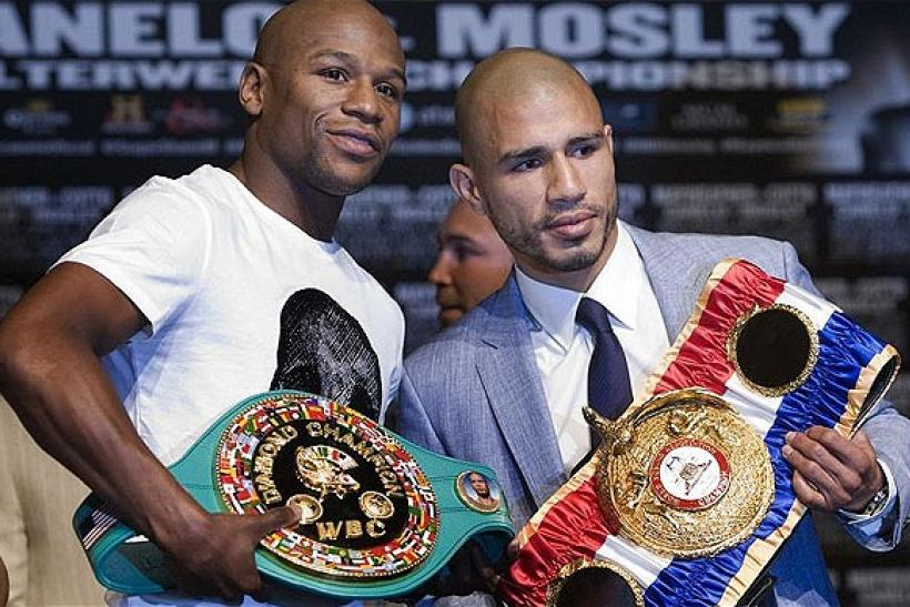 Floyd Mayweather Miguel Cotto