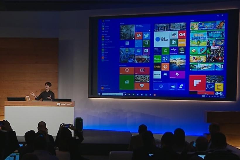 IN image win10event