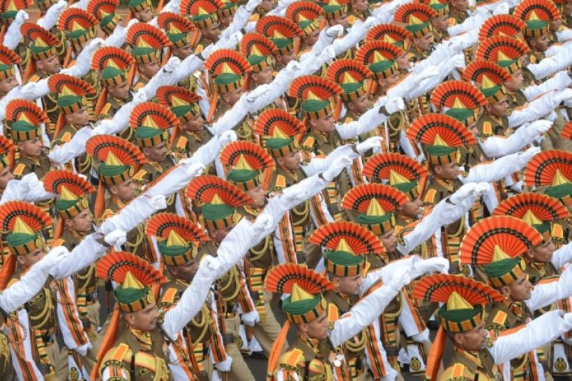 Republic Day of India parade