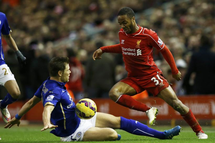 Raheem Sterling Liverpool 2015