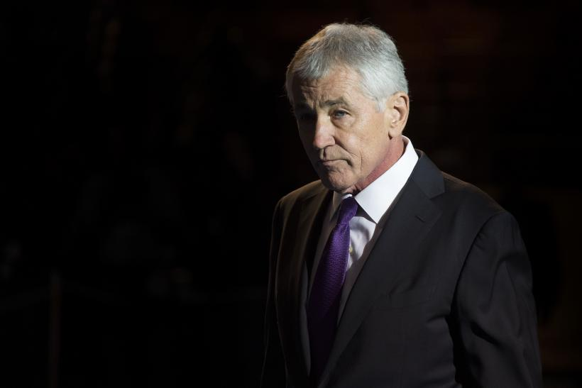 Chuck Hagel US troops Iraq