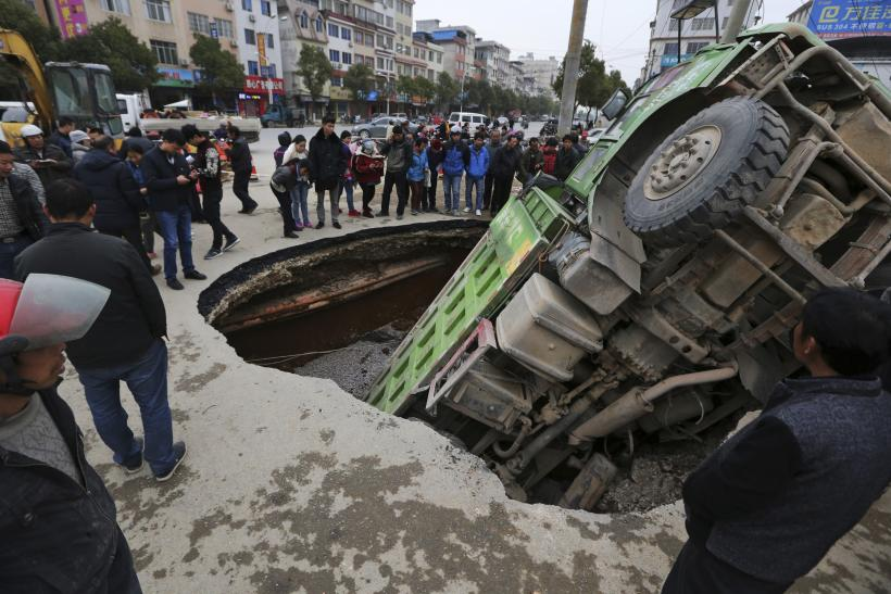 China road accidents
