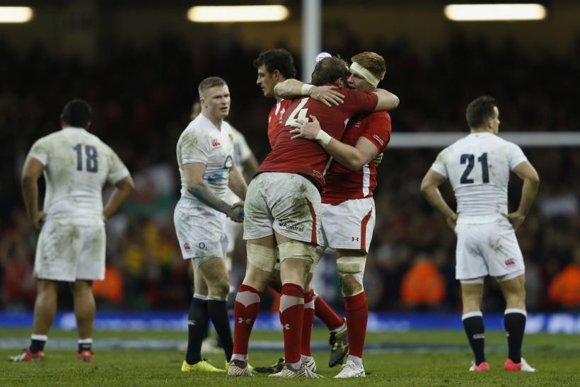 Wales, England, Six Nations