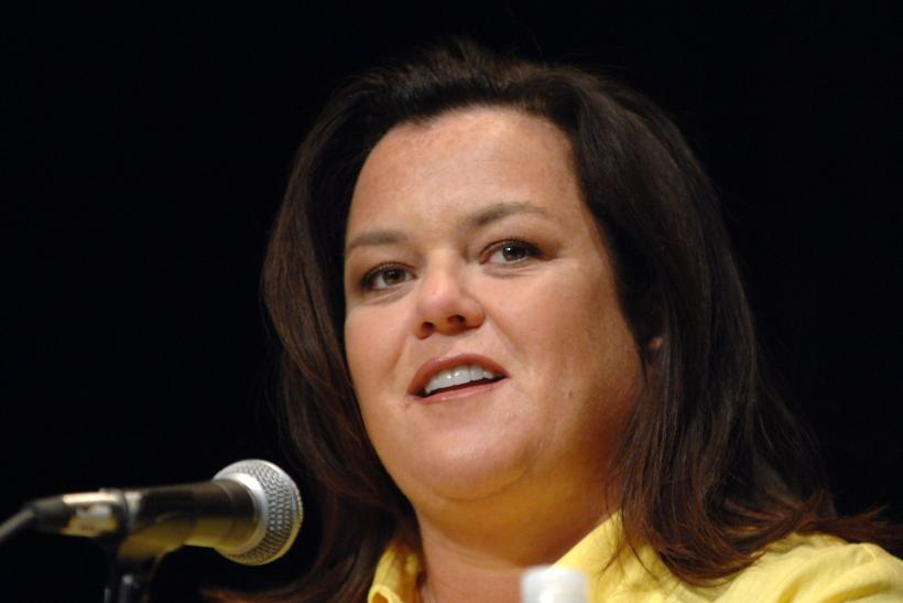 Rosie O'Donnell to leave the view