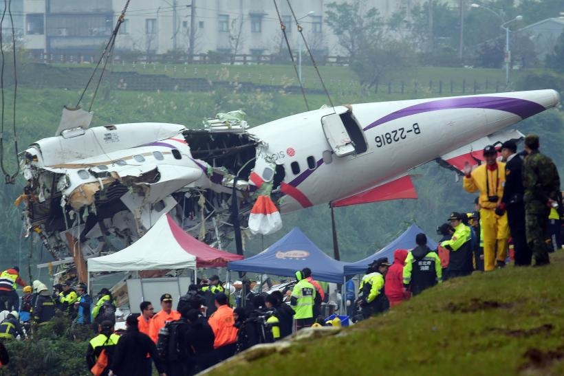 TransAsia to cancel more flights following crash