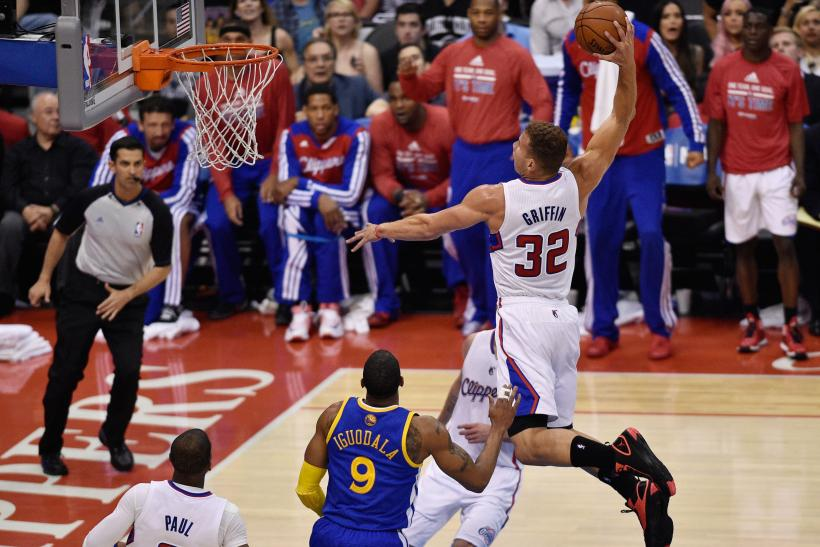 Blake Griffin Clippers 2015