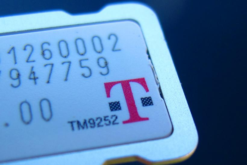 SIM card for a T-Mobile phone