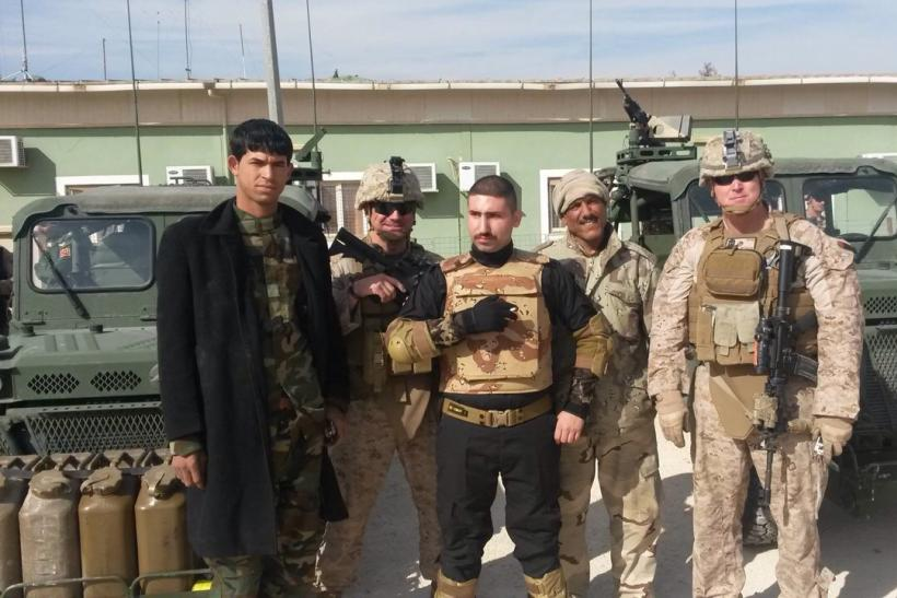 Sunni tribes Anbar US soldier