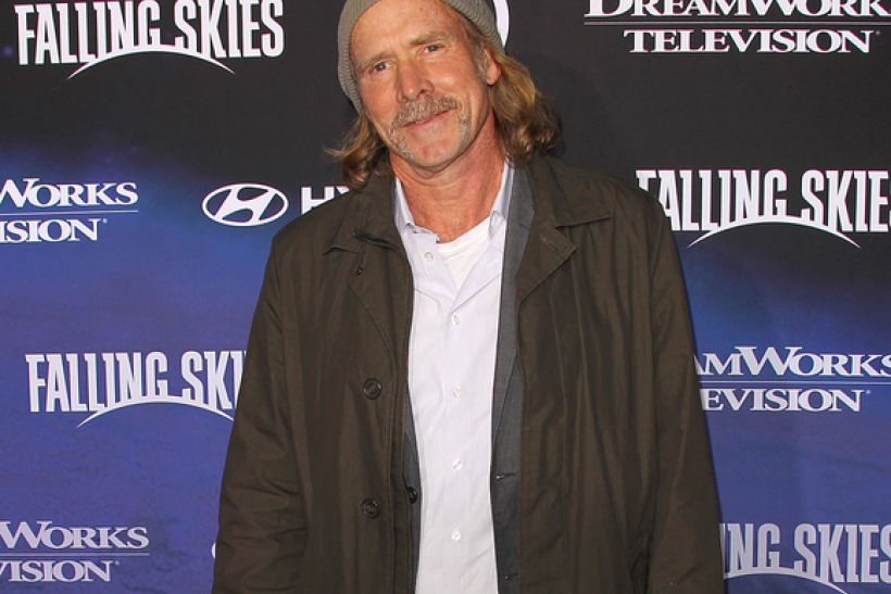 will patton arrested dui