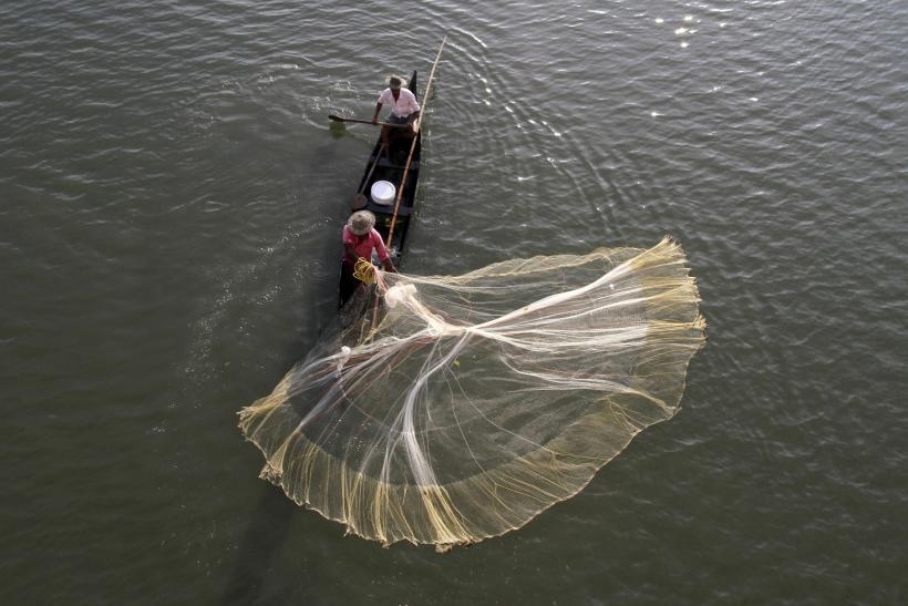 indian fisherman