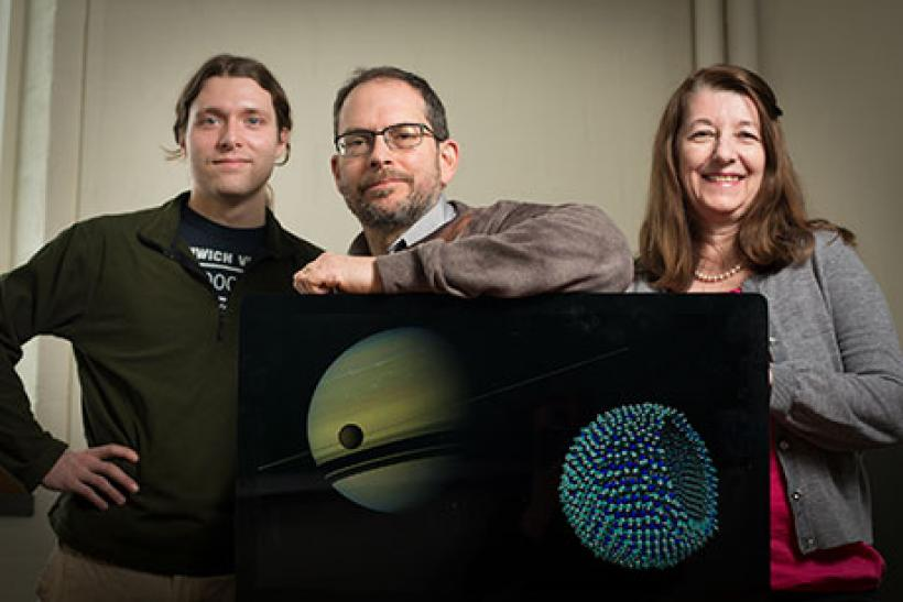 Researchers for life on Titan