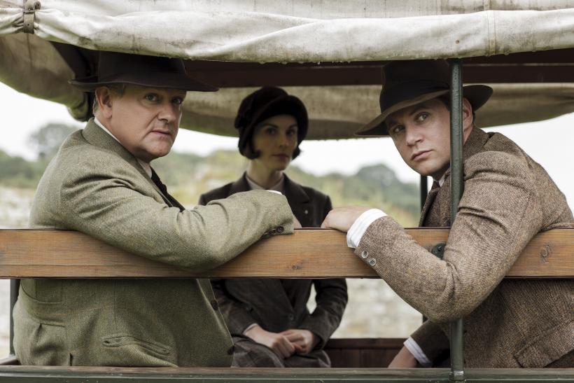 Downton finale sneak peek