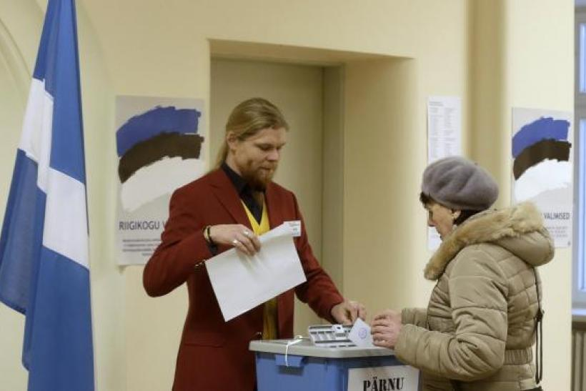 Estonia Elections