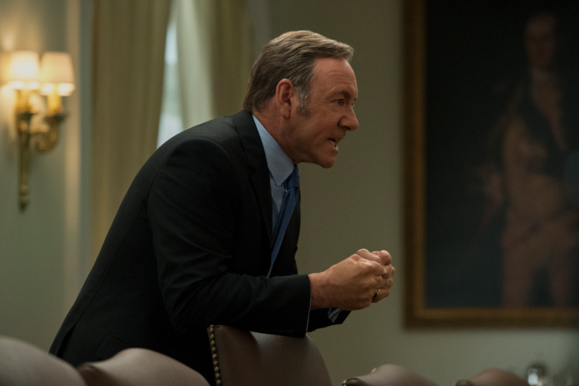 house of cards season 4 theories