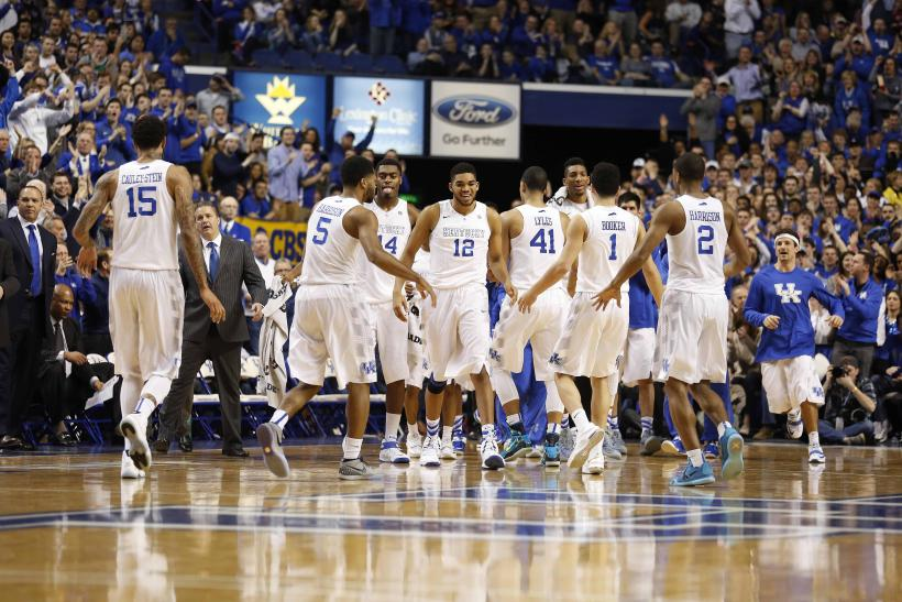 The Undefeated Kentucky Wildcats