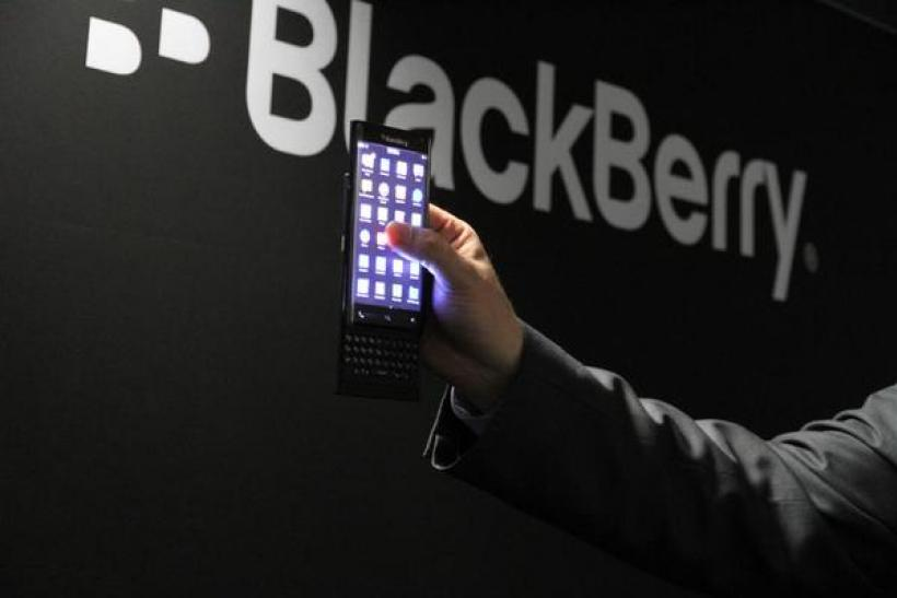 blackberry dual curve
