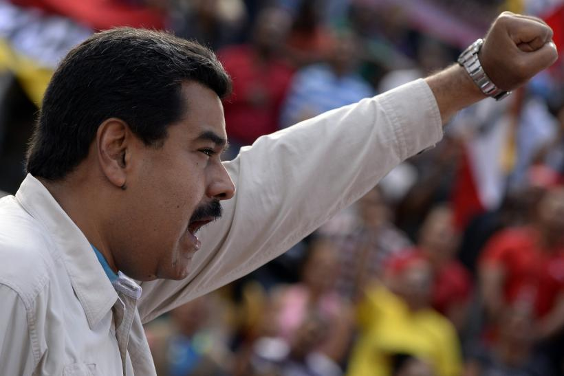 Maduro opponent commits suicide in jail