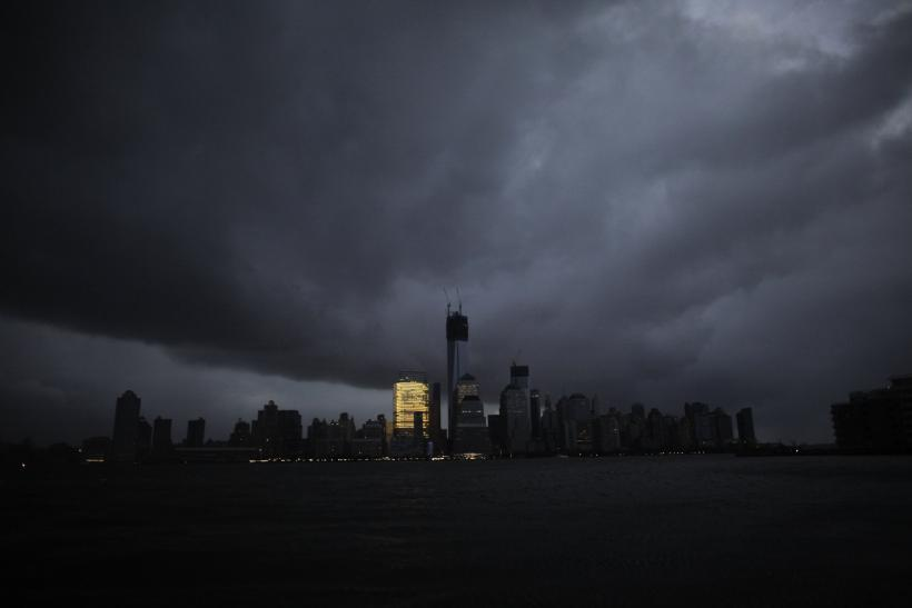 Sandy Power Outage