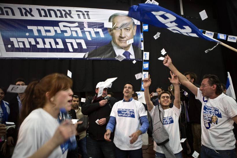 IsraelElections_Likud_March18
