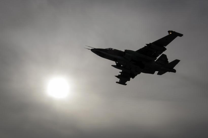 Seven Russian Jets Intercepted
