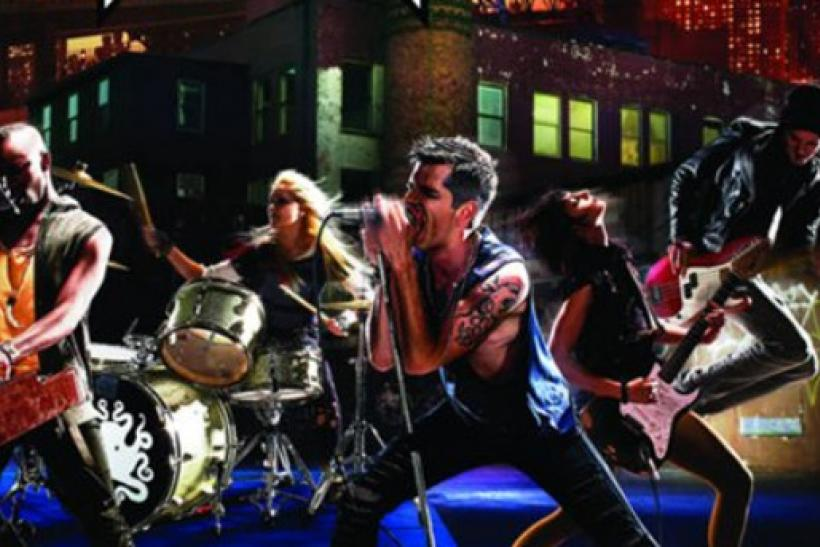 rock band dating site