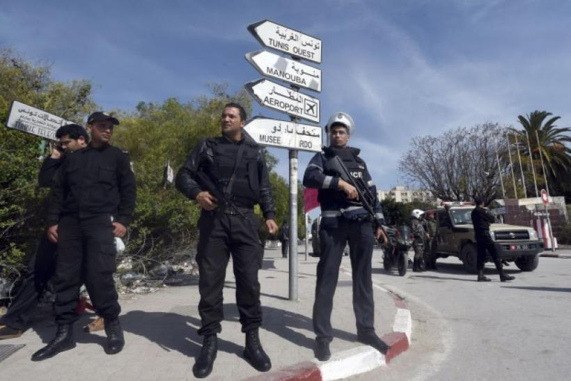Tunisian security forces
