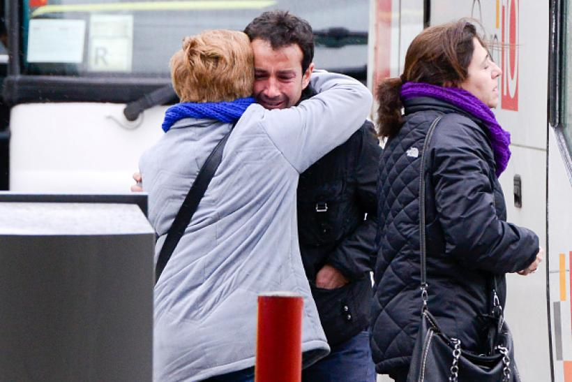 Germanwings crash victims relatives