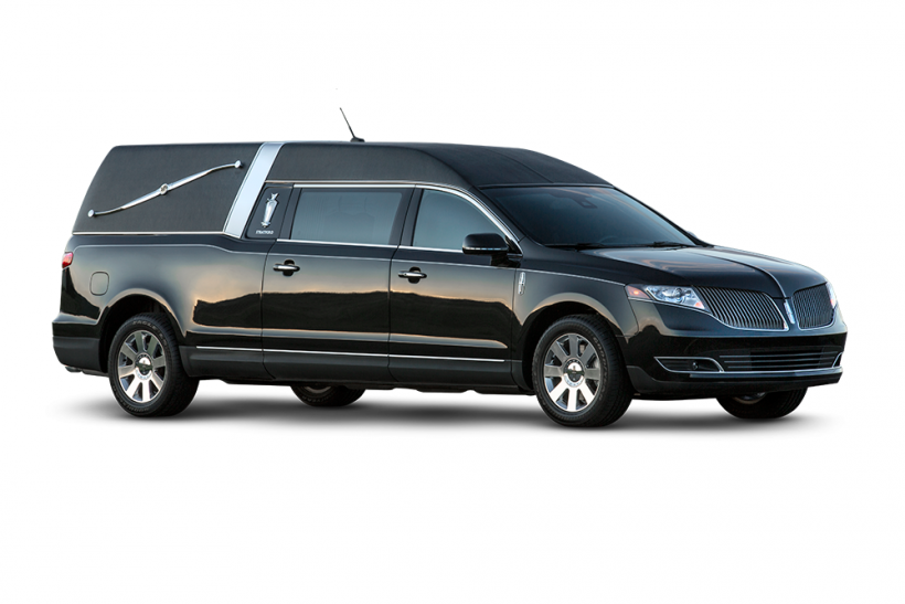 2014 Lincoln MKT Hearse