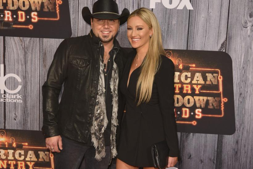 Jason Aldean and Brittany Kerr married