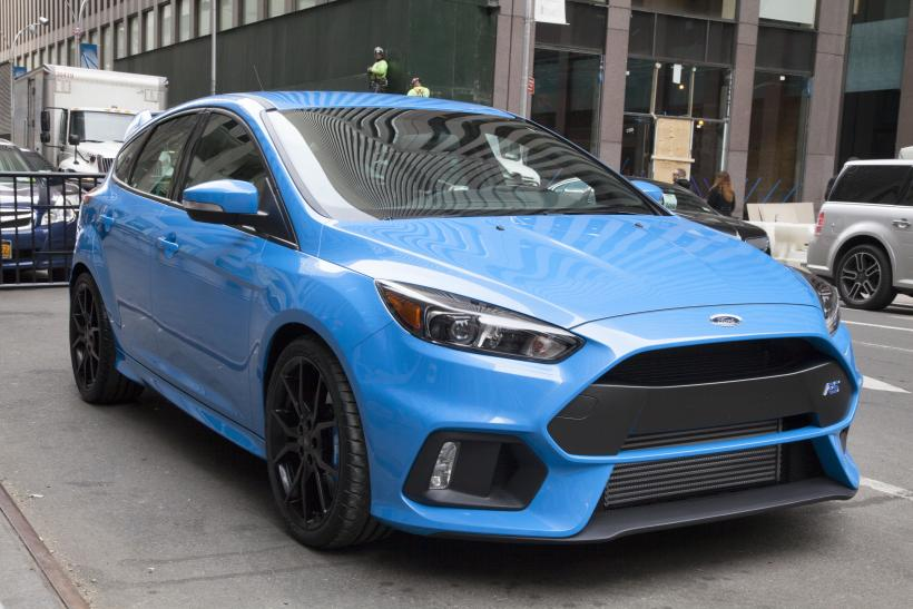 revealed news focus by industry prices fordfocusrs stats and ford price rs car