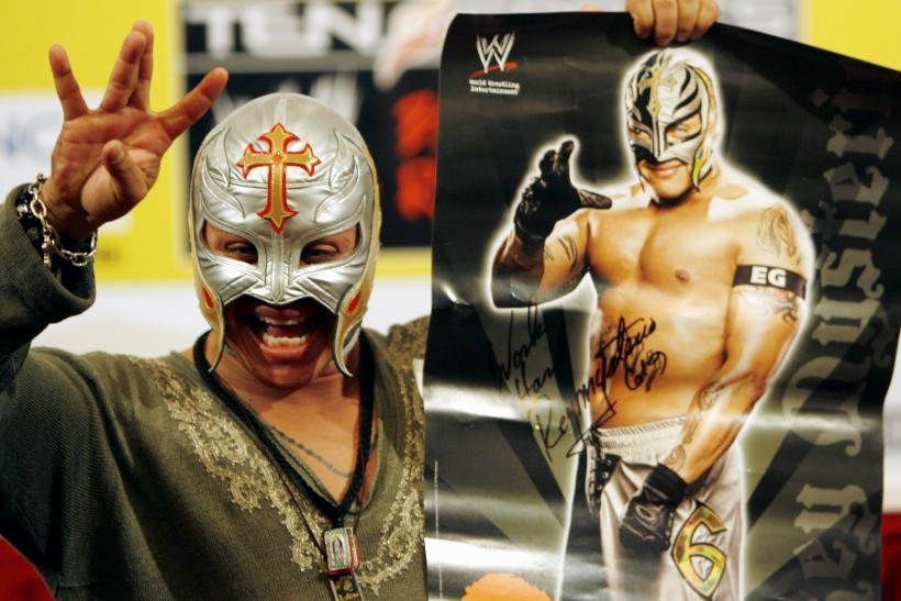 Perro Aguayo Jr. Cause Of Death: Mexican Wrestler Died ...