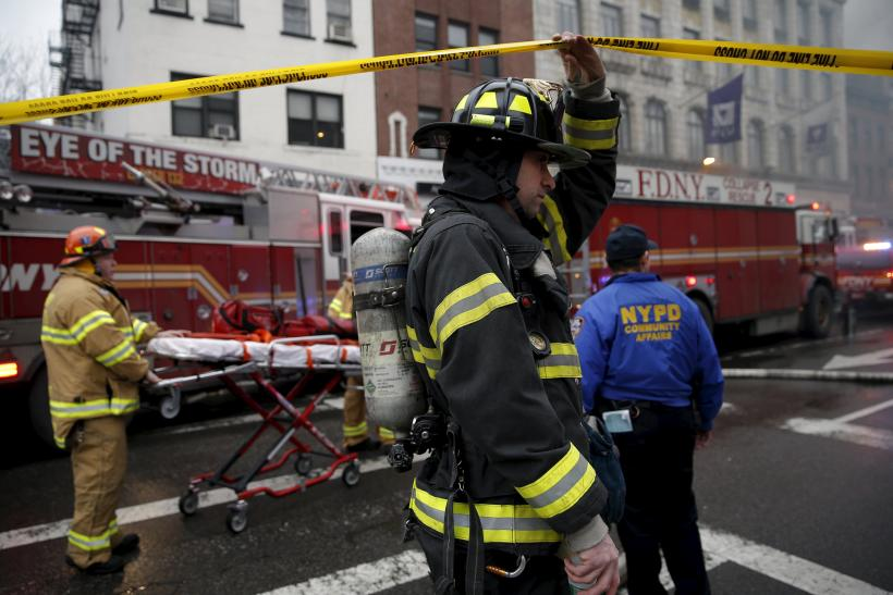 East Village Gas Explosion