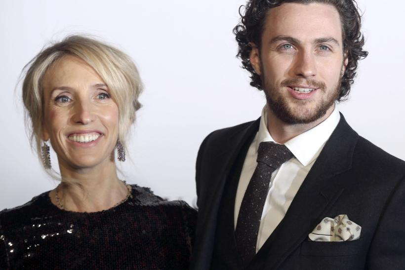 Aaron Taylor-Johnson Fifty Shades