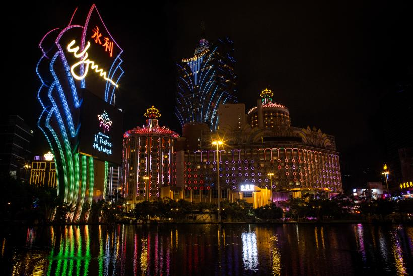 Macau casino downturn