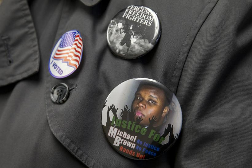 Ferguson Election Pins