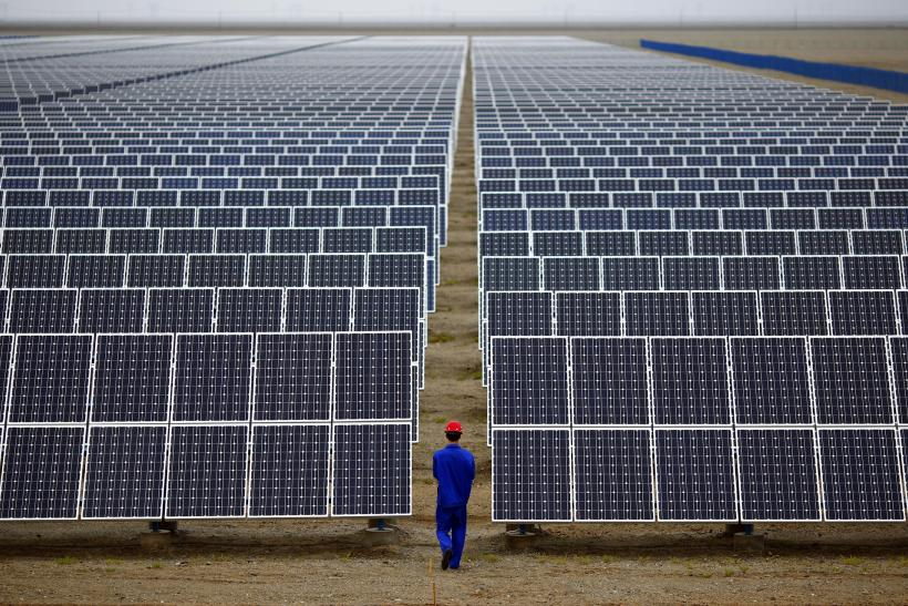 Solar Power China