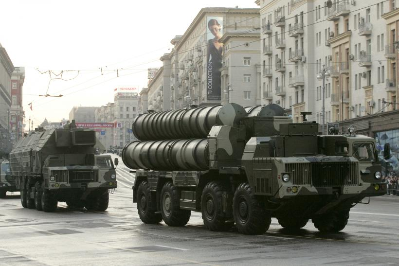 Russia S-300 Missile System