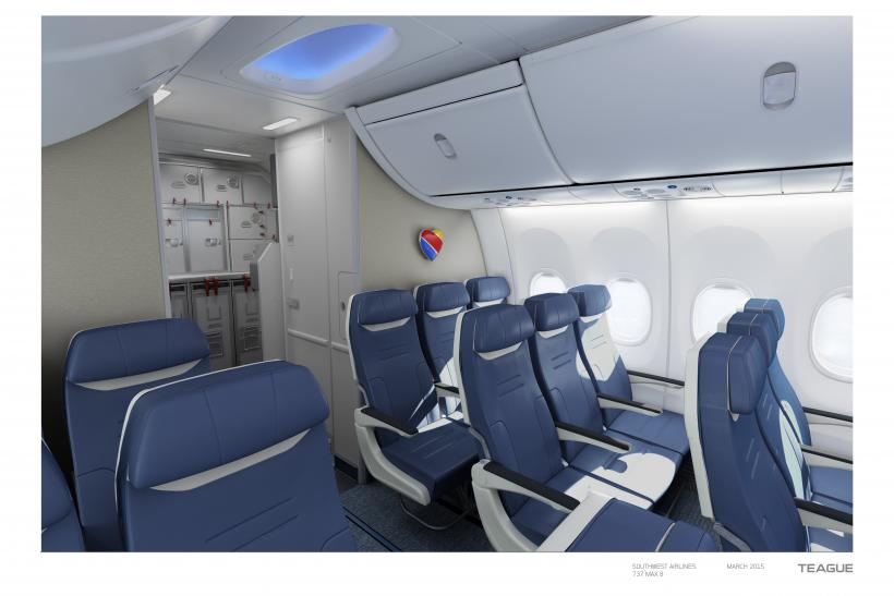 The Economy Class Airline Seat Here S What S New