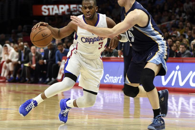 Chris Paul Clippers 2015