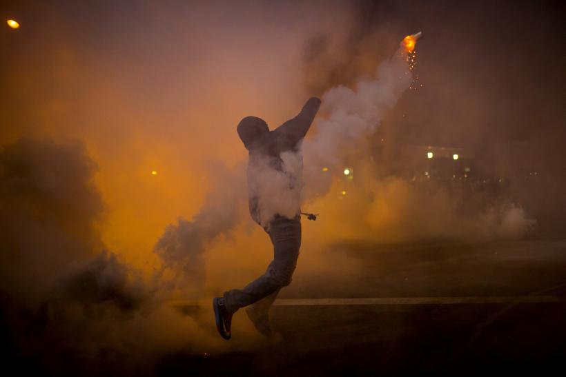protester_tear gas