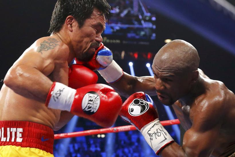 Pacquiao-Mayweather Fight on May 2, 2015, Mayweather Demands | Taho ...