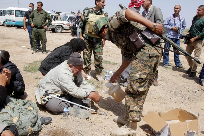 Yazidis killed Iraq