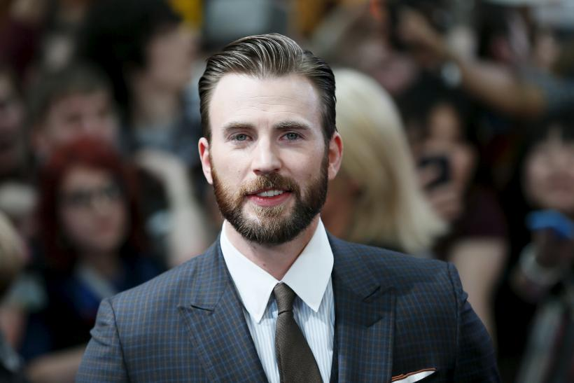 Captain America Civil War Star Chris Evans Says Movie