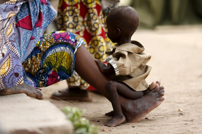 Child rescued from Boko Haram