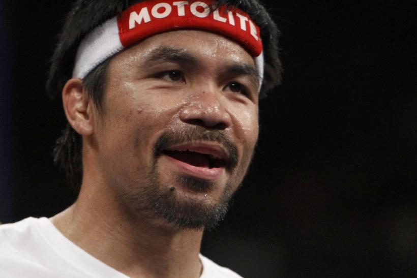 Manny Pacquiao 2015