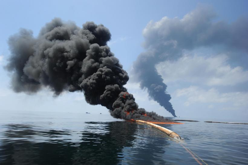 BP Well Blowout