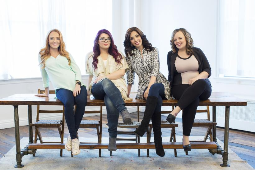 an introduction to the analysis of tv show teen mom The impact of media on teen sexual health introduction 33 data analysis with the celebrity factor being attributed to stars of shows such as teen mom.