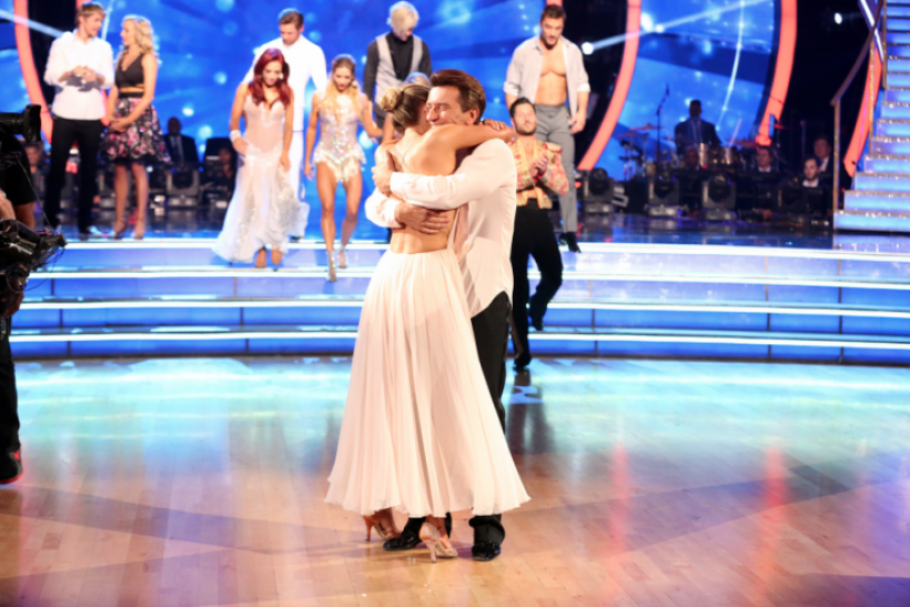 Photos Dwts Partners Dating Pairs Who Had Amazing: 'DWTS' Kym Johnson Still With Partner Robert Herjavec: 'We